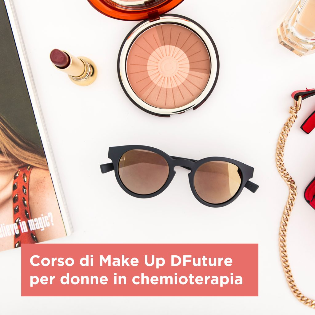 Corso Make Up D-Future per le pazienti in chemioterapia