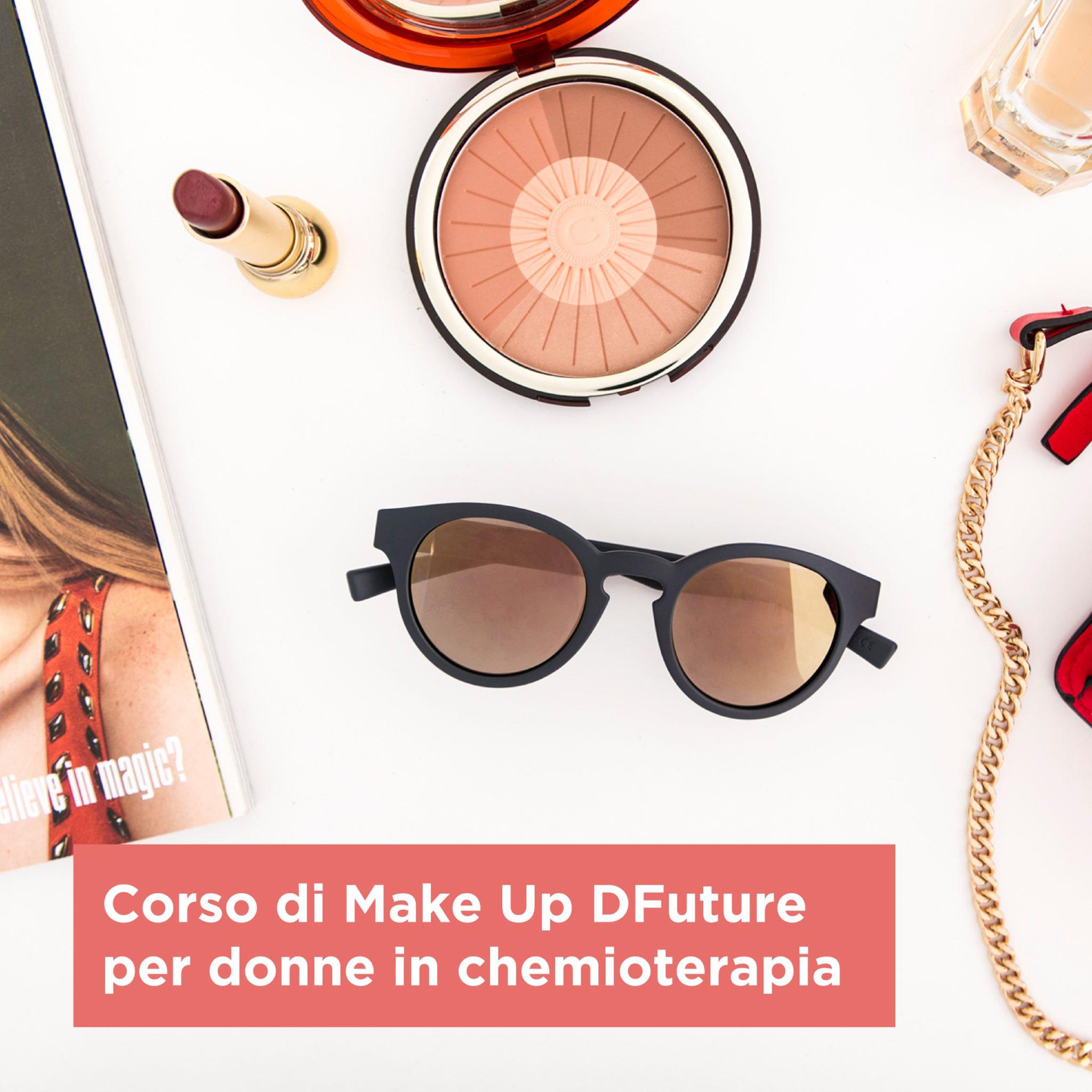 Corso Make Up D-Future per le pazienti in chemioterapia
