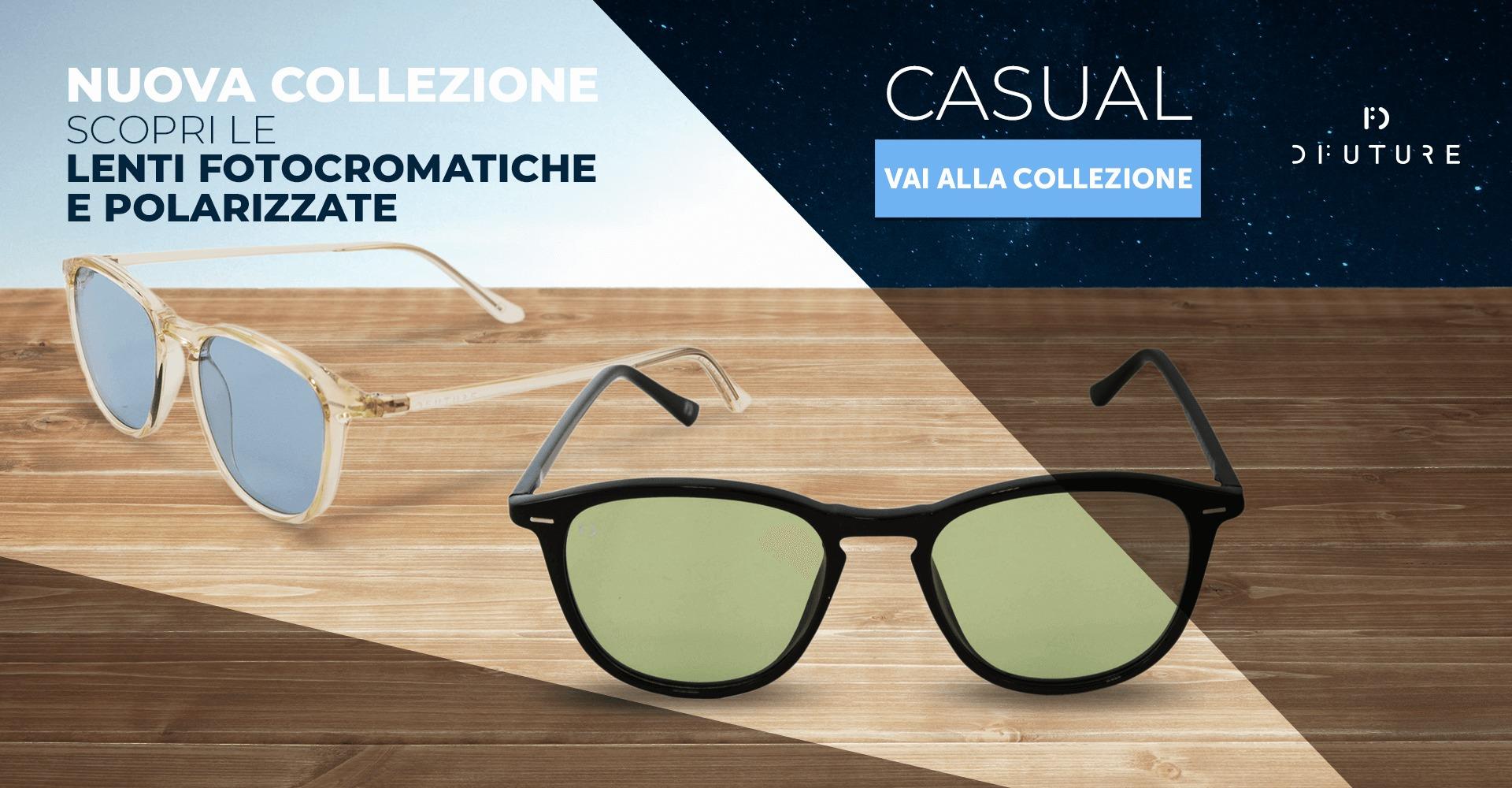 occhiali da sole lenti polarizzate