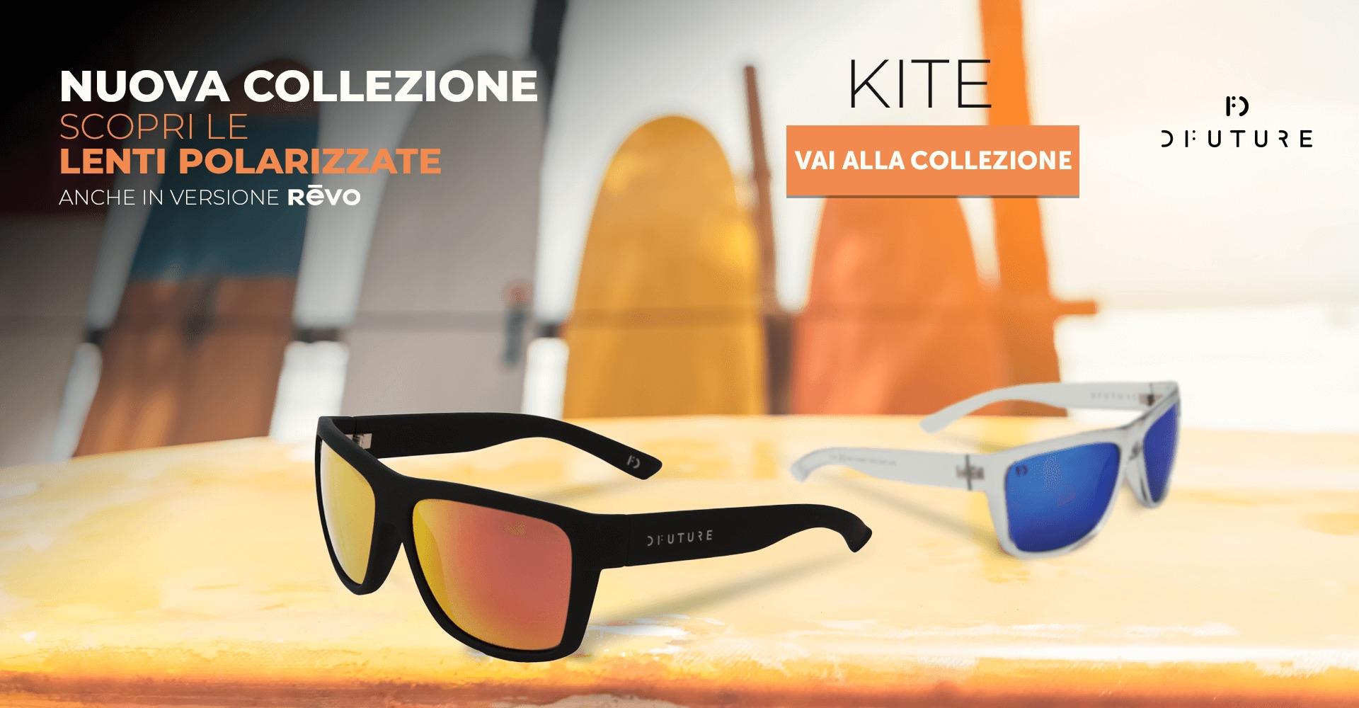 occhiali da sole sportivi