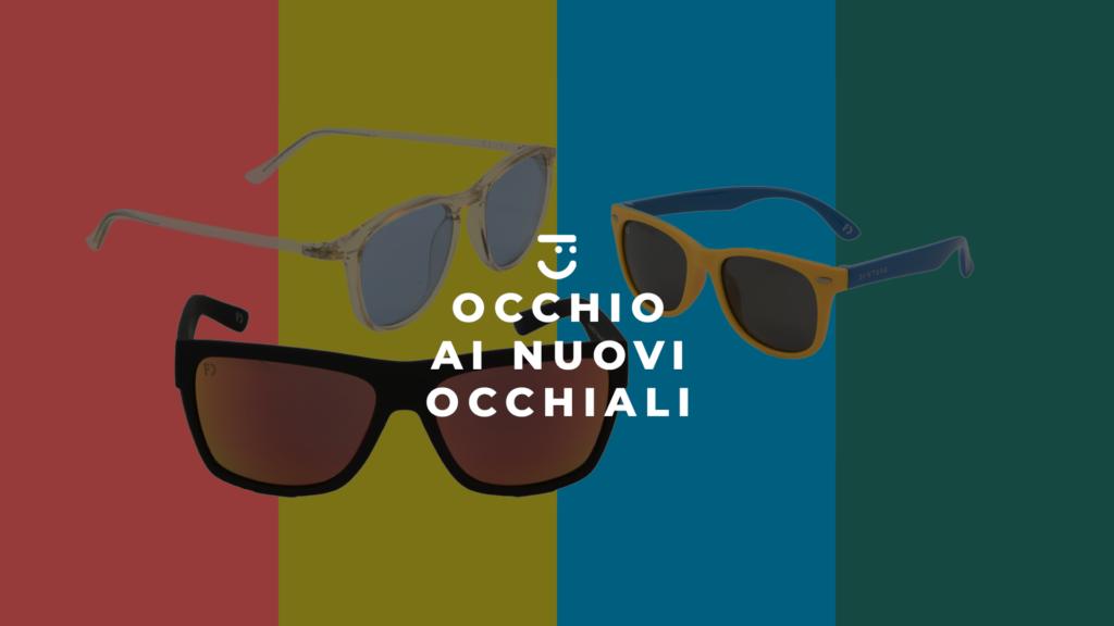 occhiali da sole lenti fotocromatiche